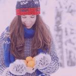 Mehr als pappsatt? Wie eine Mandarine dir helfen kann, dich weniger zu überessen.