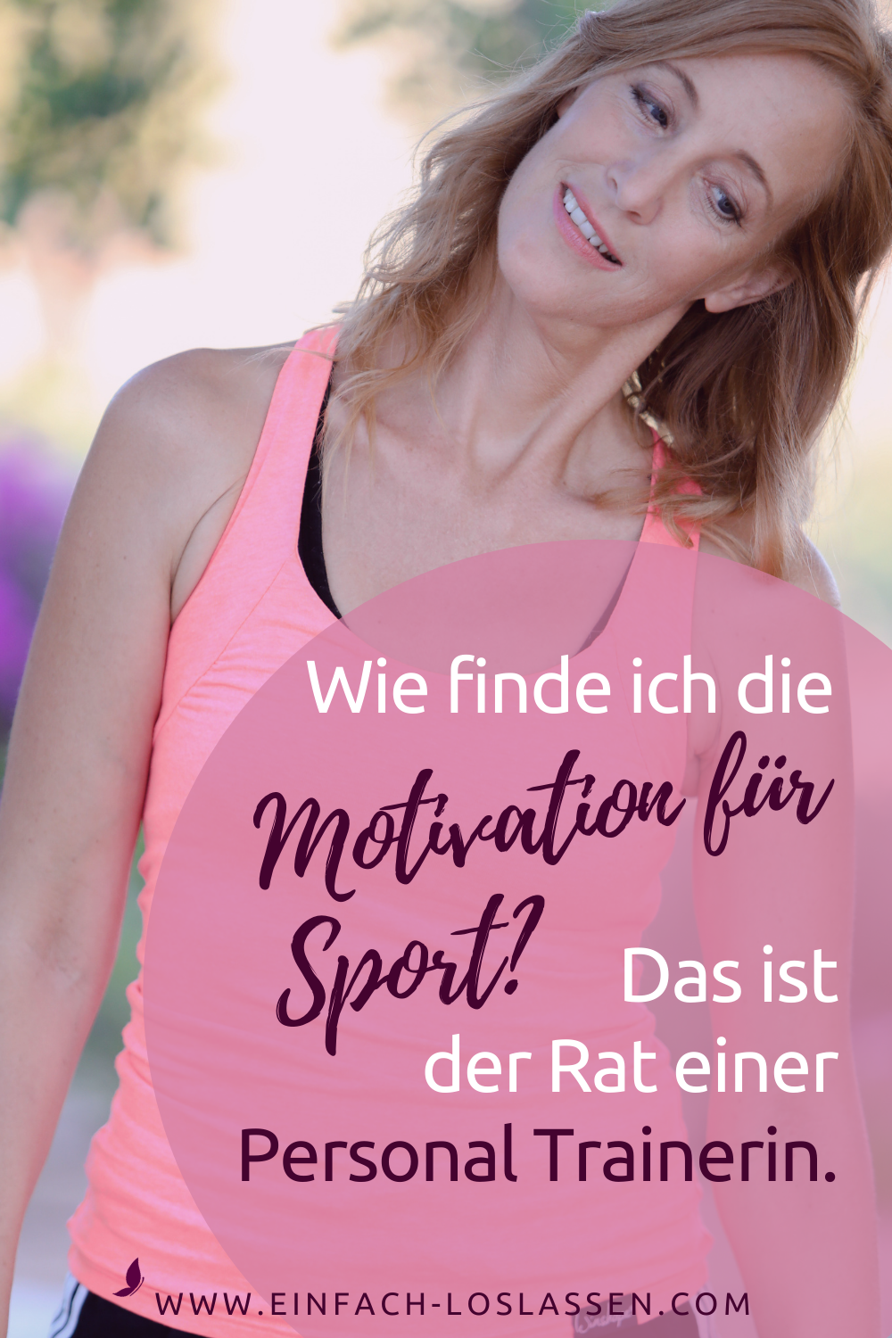 Motivation für Sport
